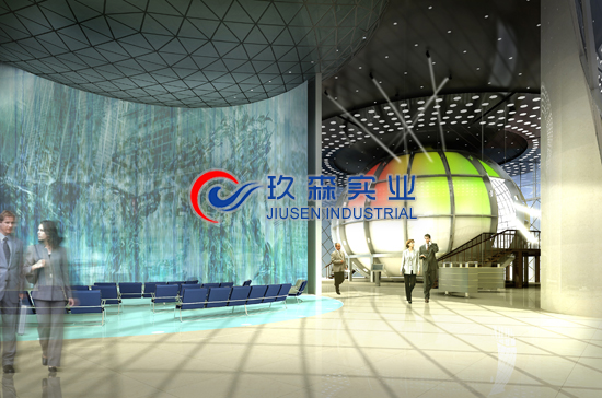 Planning Exhibition Hall of SanYa