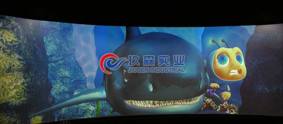3D Cinema Project of ShangHai